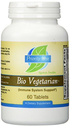 Priority One Bio Vegetarian Tab