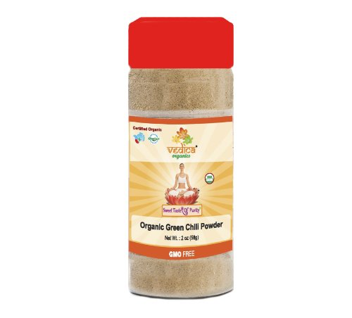 Organic-Green-Chili-Powder-Dehydrated-2-0z