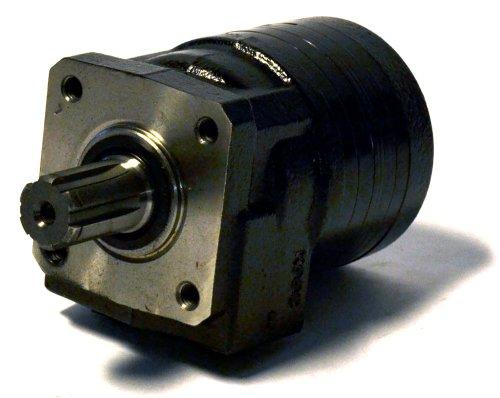 Motor Hyd - WARN 34789, Motor, HYD,3.0CI,4 Bolt,A RGENT,DH50
