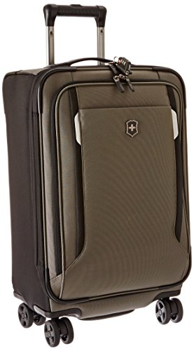 Victorinox Werks Traveler 5.0 WT 22 Dual-Caster, Olive Green, One Size