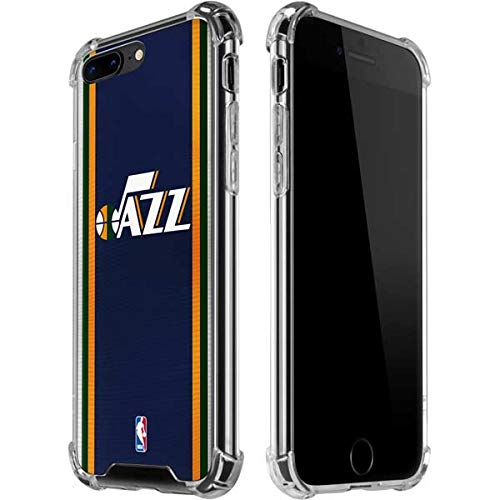 cheap for discount 2a68b ad65d Amazon.com: Skinit Utah Jazz Team Jersey iPhone 7/8 Plus ...
