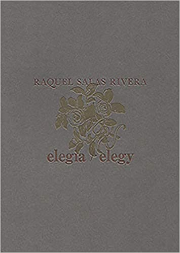 cover image Elegía / Elegy