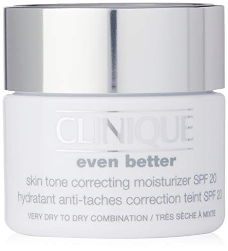 Clinique Even Better Skin Tone Correcting Moisturizer SPF 20 1.7 oz 50 ml All Skintypes
