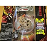 Bakugan Wave 3 Bakucore Subterra Helix Dragonoid 860G (Sealed)