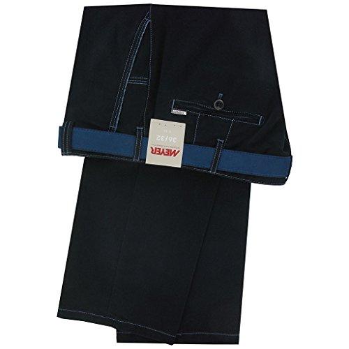 Meyer - Pantalon - Homme bleu bleu marine Taille unique