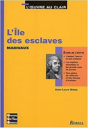 LILE MARIVAUX GRATUIT TÉLÉCHARGER DES ESCLAVES