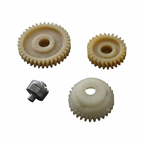 Bross BSR44+BSR19+BSR34+BSR35 4 Pieces Sunroof Motor Repair Gears for Toyota (Roof 4 Pieces)