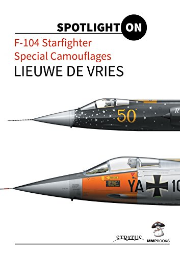 - F-104 Starfighter Special Camouflages (Spotlight ON)