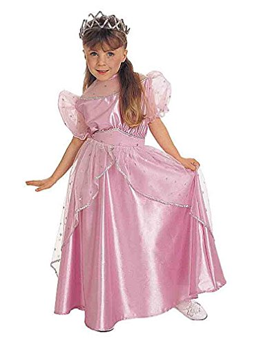 Girls Sleeping Beauty Costume, Pink, Medium