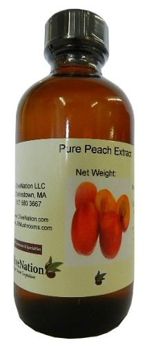 Price comparison product image OliveNation Pure Peach Extract,  4 Ounce