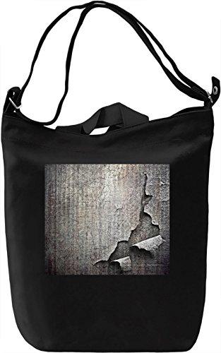 Broken Wall Texture Borsa Giornaliera Canvas Canvas Day Bag| 100% Premium Cotton Canvas| DTG Printing|