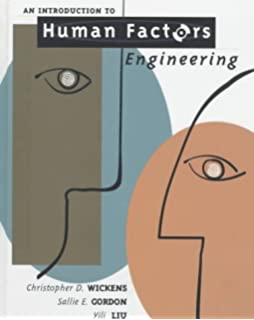 Introduction to Human Factors Engineering (2nd Edition ...