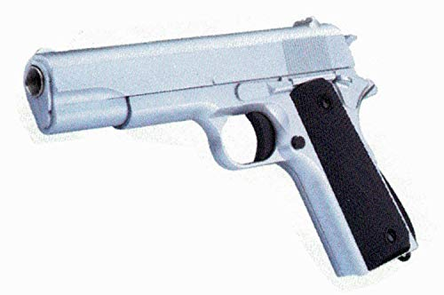 Golden Eagle Pistola de Muelle 1911 A1 Color Plata