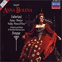 Anna Bolena: Comp (Ital)