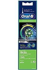 Oral-B Diş Fırçası Yedek Başlığı Cross Action CleanMaximiser Siyah 2 Adet