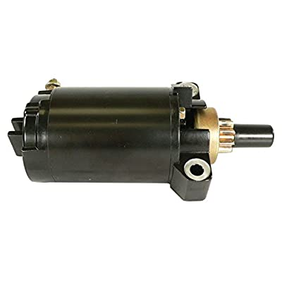 Db Electrical Sab0182 Starter For Yamaha Outboard 9.9 10 15 Hp Marine F15Eh F15Elh F15Esh F15Mh F15Mlh F15Msh F15Plh F15Plr 2000-2006,9.9 10 Hp F9.9Elr2 F9.9Mlh2 T9.9Elh2 2004-2007: Automotive