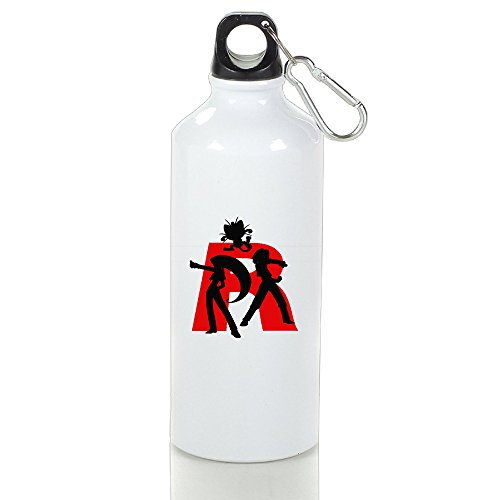 [DETED Seamless Team Rocket R Letter Drinkware Sport Bottle For Outdoor And Sport Activities] (Sims 3 Seasons Costumes)