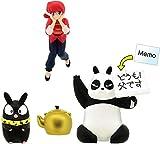 Ranma 1/2 Mini figures - 3pcs Set