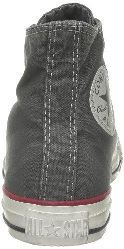 Converse Ct Fash Wash Hi 286780-55-19 - Zapatillas de tela unisex Negro (Schwarz (Cendre))