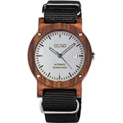 OLMO Mens Watch Palissandro Massello Automatic OLMO4M1N