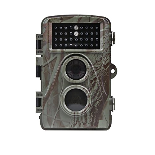Distianert-8MP-720P-Infrared-GameTrail-Camera-Low-Glow-Night-Vision-65ft-Waterproof-IP66-with-34pcs-850nm-IR-LEDs-2-Year-Warranty