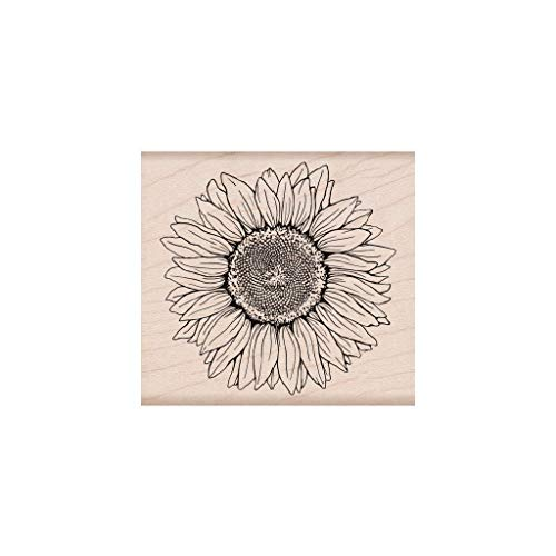 Buy sunflower stamp small
