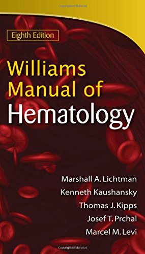 Williams Manual of Hematology, Eighth Edition - Hematology Control