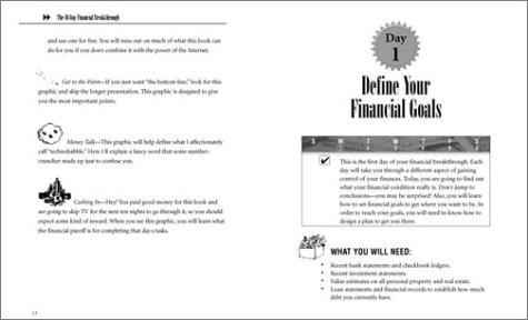 The 10-Day Financial Breakthrough: James L. Paris: 9781589199736 ...