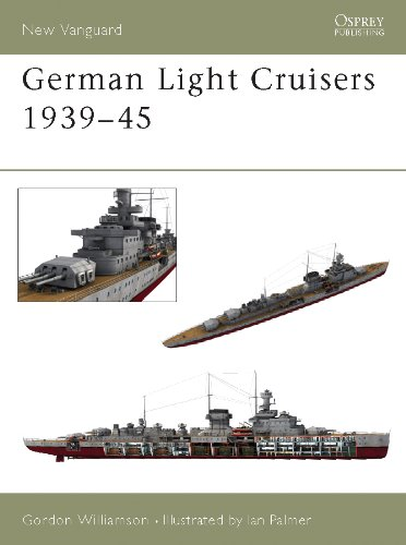 New Cruiser (German Light Cruisers 1939–45 (New Vanguard))