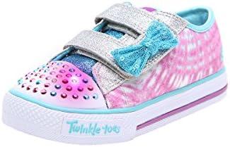 Skechers Twinkle Toes Shuffles Girl