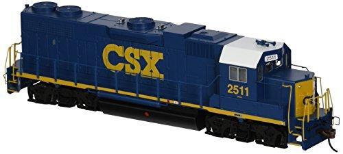 Bachmann Industries CSX EMD SD 40-2 Diesel - Locomotive Small