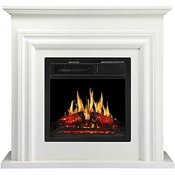Amazon Com Real Flame 5950e Chateau Corner Electric