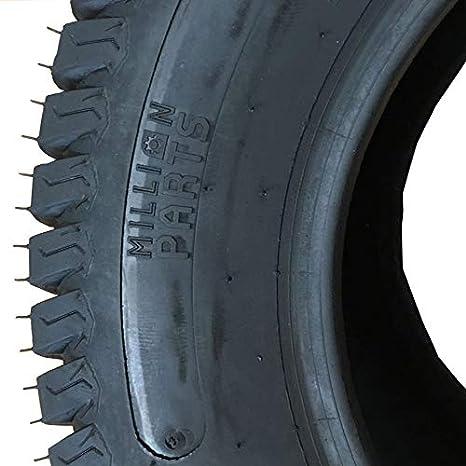 Amazon.com: 2 ruedas giratorias de 8 capas para césped y ...
