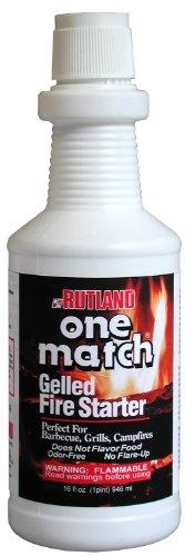 (One Match Gel Fire Starter, 16 fl. oz.)