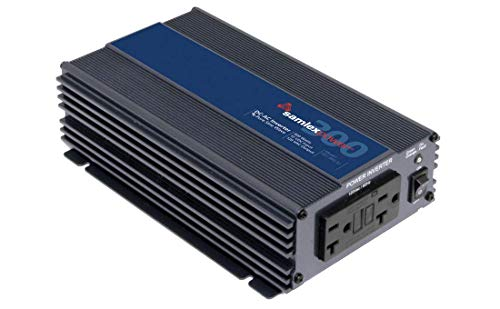 Samlex Solar PST-300-12 PST Series Pure Sine Wave Inverter