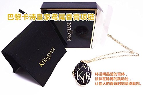 Special - price Genuine Bali Ka poetry Royal Iris perfume necklace pendant solid deodorants decorative oriental fragrance visitors
