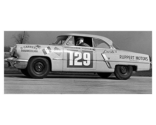 Amazon Com 1953 Lincoln Race Car Chuck Stevenson Photo