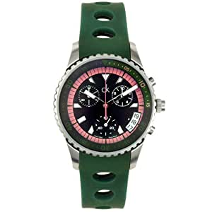 cK Calvin Klein K3217578 Men's Challenge Collection Chrono Watch