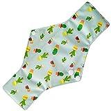Sanitary Pad, Ugood Reusable Bamboo Cloth Washable Menstrual Pad Mama Sanitary Towel Pad (Color -E)