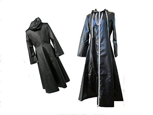 Kingdom Hearts 2 Organization XIII cosplay costume