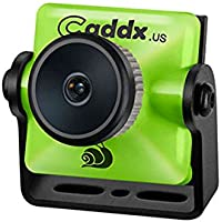 Caddx Turbo Micro S1 600 TVL CCD FPV Camera - NTSC - 2.1mm Lens - Green