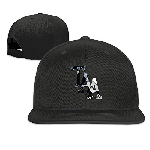 MEIKEY UNISEX The Amity Affliction Flash Sheet Baseball Hat (Top Affliction Hat)