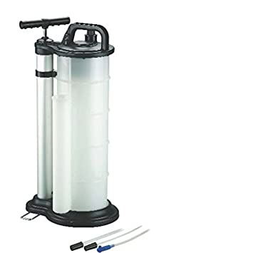 Toolrack TK9171 - Extractor de aceite y fluidos manual 9 lts.: Amazon.es: Coche y moto