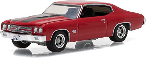 Chevelle Car (Greenlight 1:64 Muscle Car Series 17 1970 Chevrolet Chevelle SS)