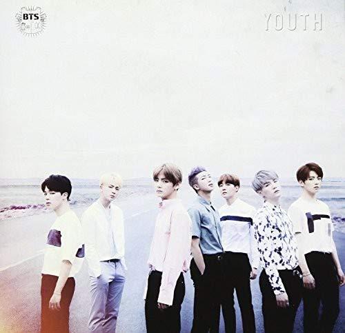 BTS 방탄소년단 YOUTH(통상반) CD