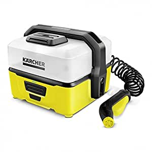 OC3 Portable Washer Yellow/Black - Karcher