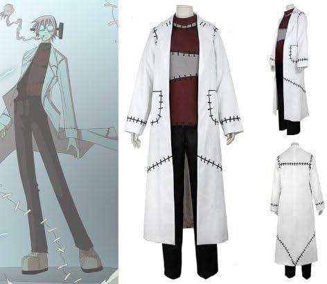 Soul Eater disfraz Doctor Frankenstein: Amazon.es: Juguetes y juegos