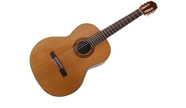 Siena Guitarra de concierto 650pc tamaño 4/4: Amazon.es ...