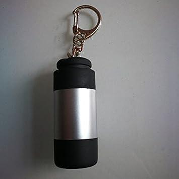 zantec Mini linterna LED lámpara de luz linterna Llavero ...