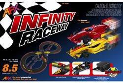 Infinity Race Set w/Mega-G Cars